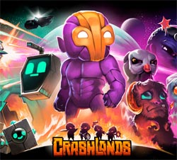 CrashLands cover