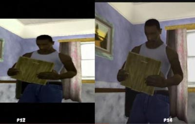 San Andreas graphics quality